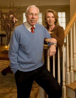 Ed and Joan Doherty