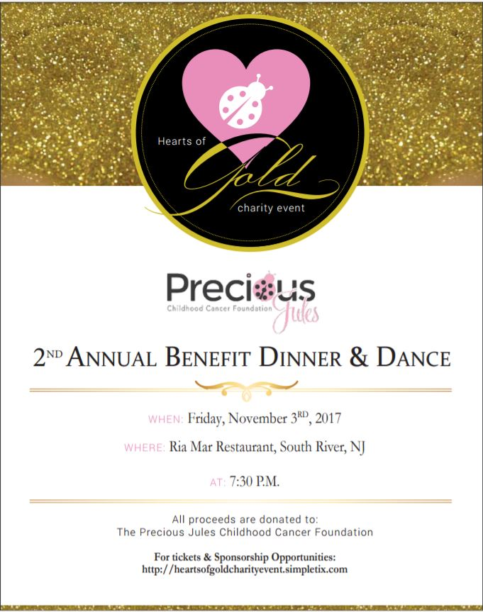 Precious jules childhood cancer foundation