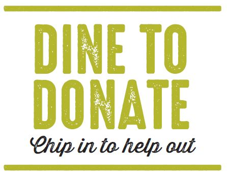 dine to donate chevys